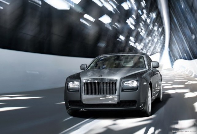 OFICIAL: Noul Rolls-Royce Ghost
