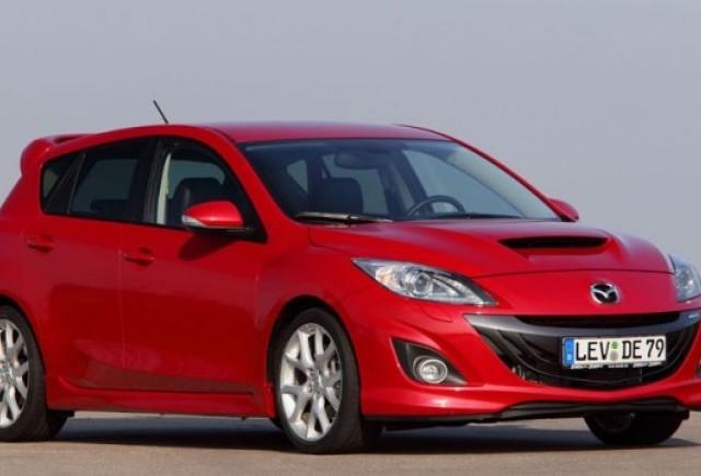 Mazda3 MPS: date oficiale