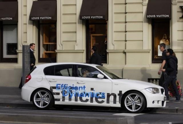 BMW, cel mai verde constructor auto