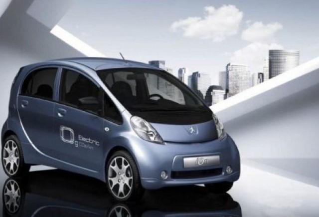Peugeot debuteaza la Frankfurt cu i0n
