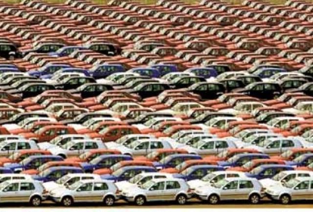 Piata auto chineza a crescut cu 80% in august