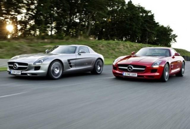 Premiera: Iata noul Mercedes SLS AMG