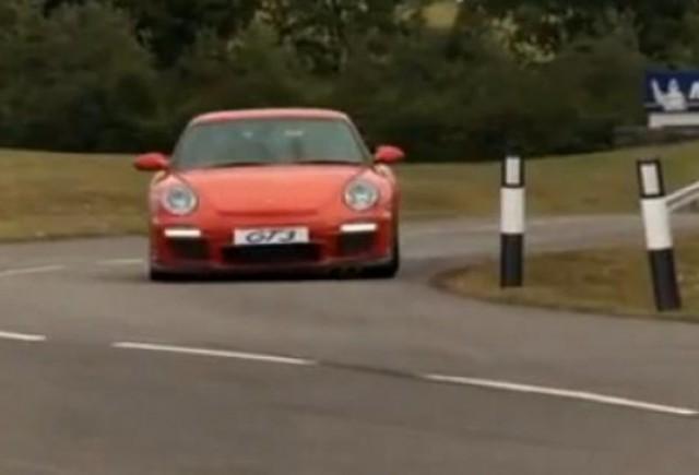 VIDEO: Test cu Porsche 911 GT3