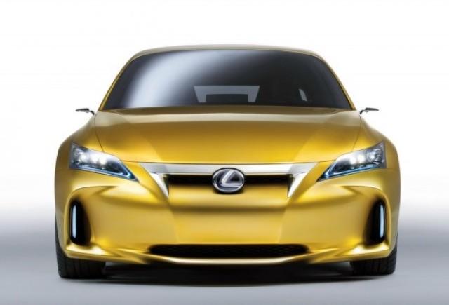 OFICIAL: Lexus LF-Ch