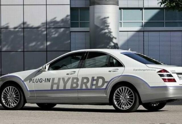 Avanpremiera Frankfurt: cel mai economic Mercedes