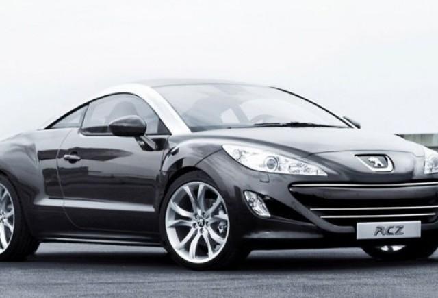 VIDEO: Peugeot RCZ este gata de Frankfurt