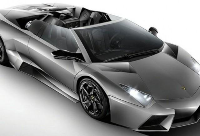 Vezi primele imagini cu Lamborghini Reventon Roadster!