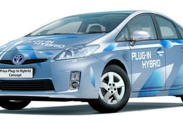 Noi detalii tehnice despre Toyota Prius Plug-In