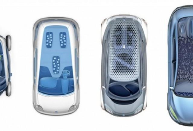 Renault, 4 concepte electrice la Frankfurt!