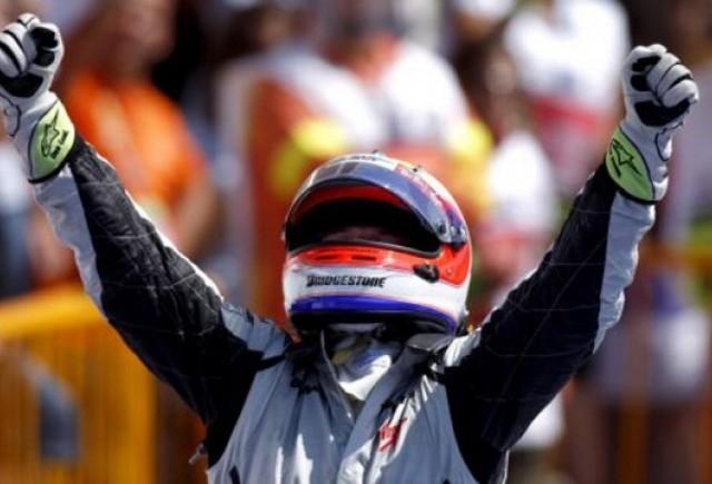 Barrichello, castigatorul Marelui Premiu al Italiei