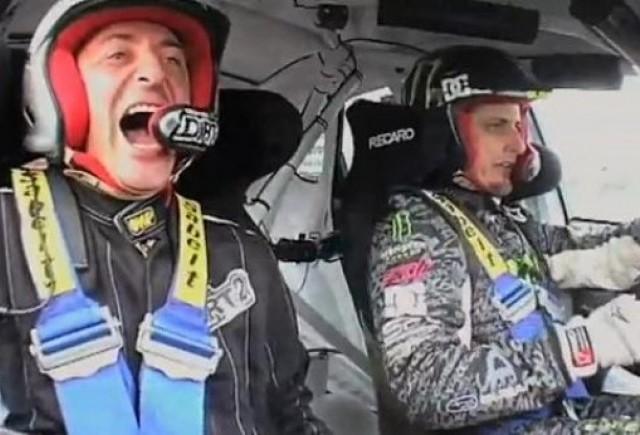 VIDEO: Ce senzatii traiesti la drift-uri extreme