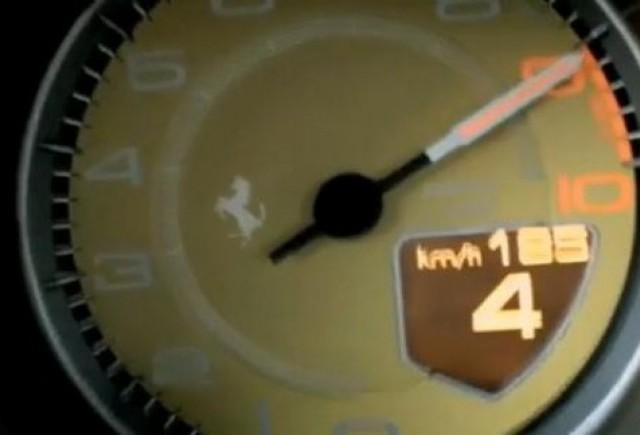 VIDEO: Trailer pentru Ferrari 458 Italia