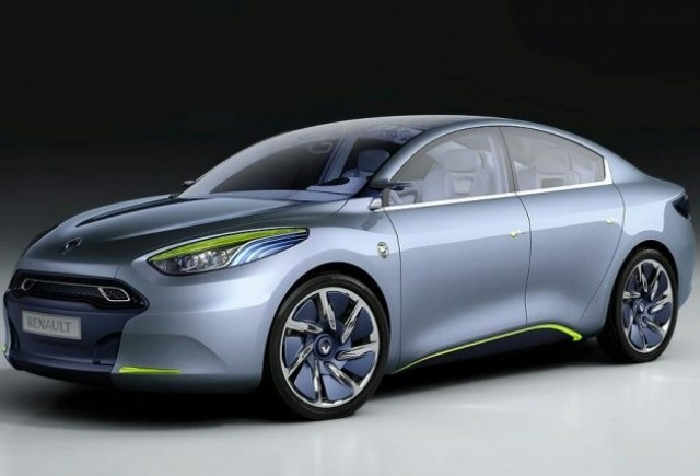 Frankfurt LIVE: Renault Fluence electric