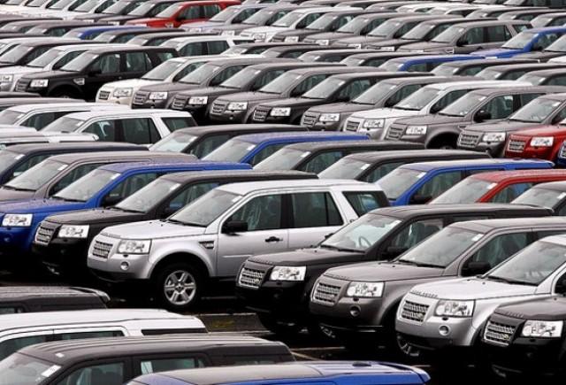 Inmatricularile de masini noi in Romania au scazut in primele 8 luni cu cca. 60 la suta