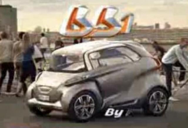 VIDEO: Noul Peugeot BB1se prezinta