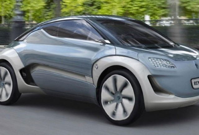 Frankfurt LIVE: Gama de concepte electrice Renault
