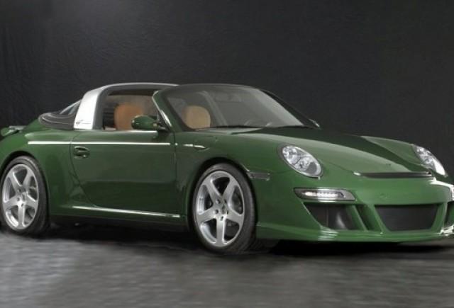 Porsche 911 va avea varianta electrica