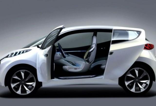 Frankfurt LIVE: Hyundai prezinta conceptul ix-Metro