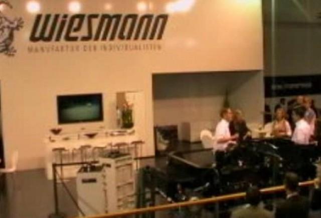 VIDEO: Wiesmann a construit o masina la Frankfurt