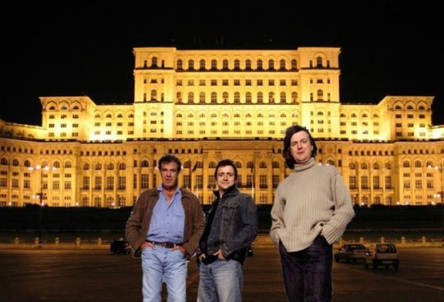 Top Gear filmeaza un episod in Romania