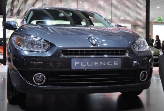 Renault Fluence, prezentat oficial la Frankfurt