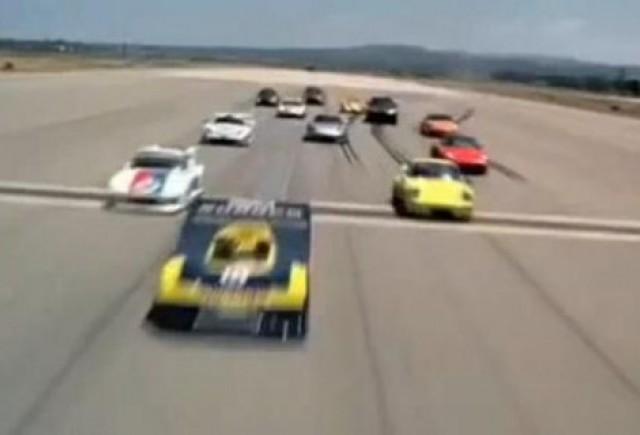 VIDEO: Familia de modele Porsche in ultimii 50 de ani