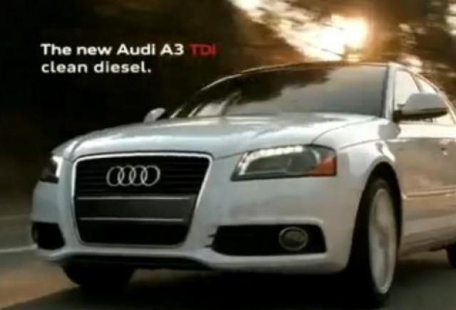 VIDEO: Cum promoveaza Audi noul A3 TDI