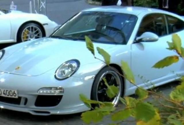 Frankfurt: Noile  911 Turbo si 911 Sport Classic