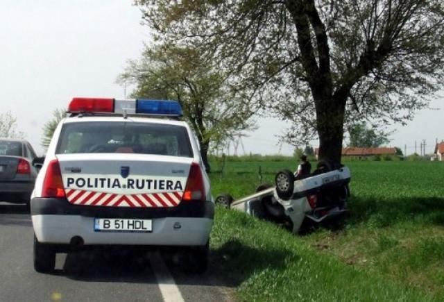 Cum trebuie sa intervina Politia in cazul unui accident rutier!