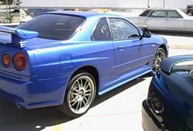 VIDEO: Nissan Skyline GT-R cu motor de...