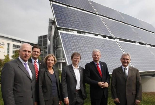 Opel produce ecologic