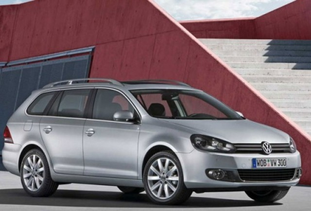 VW Golf Variant, de la 13.685 euro cu TVA in Romania