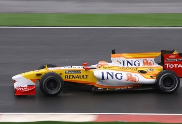 ING a rupt contractul cu Renault F1