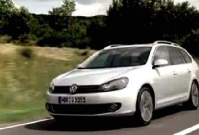 VIDEO: Noul VW Golf Vartiant se prezinta