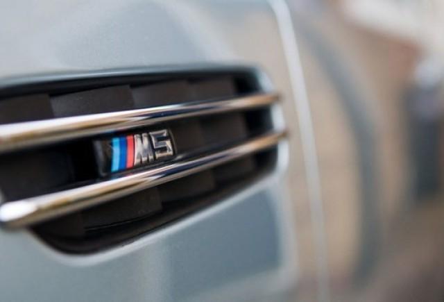 Noul BMW M5 va fi proupsat de un V8 turbo