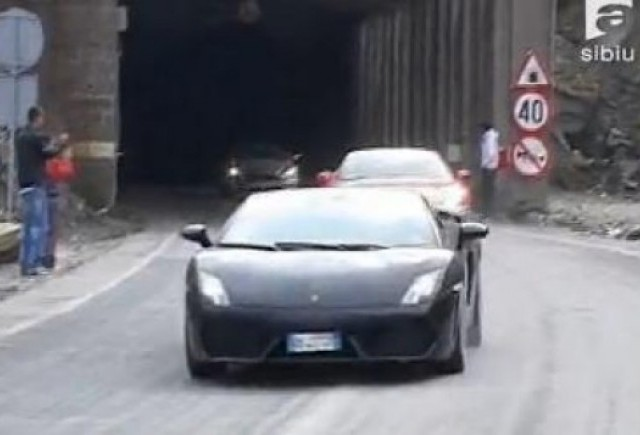 VIDEO: Top Gear pe Transfagarasan