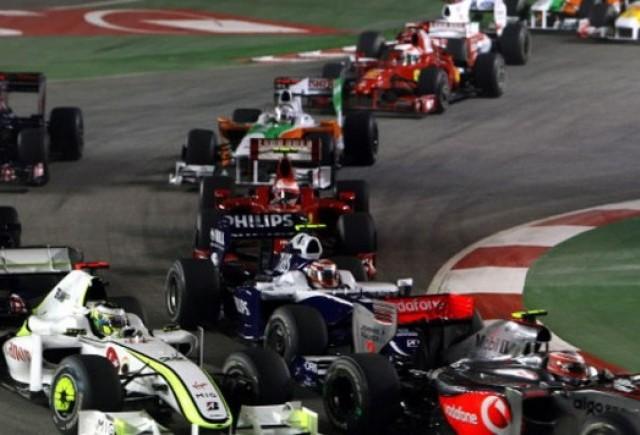 Castigatorii 'Pariaza pe Formula 1' Singapore