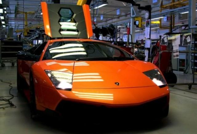 VIDEO: Cum se construieste Lamborghini Murcielago LP670-4 SV