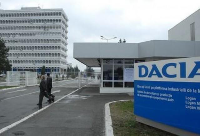 Dacia creste salariile angajatilor