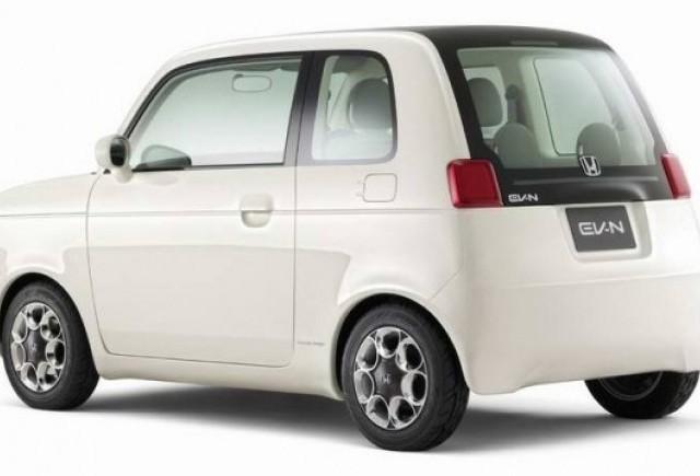 Avanpremiera Tokyo: Honda EV-N