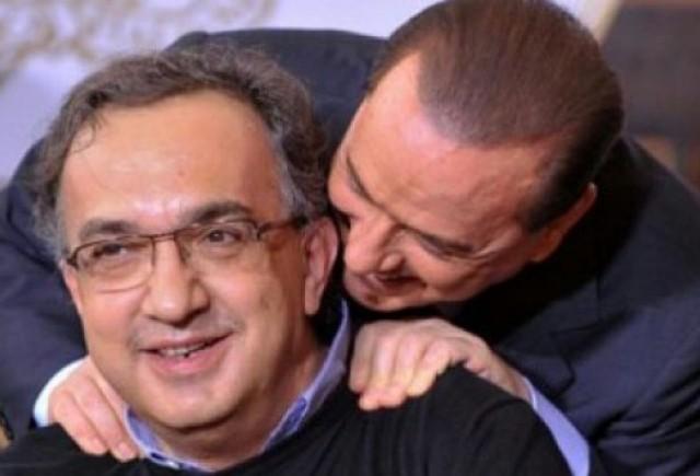 Seful Fiat cere ajutor de la stat. Berlusconi i-l ofera!