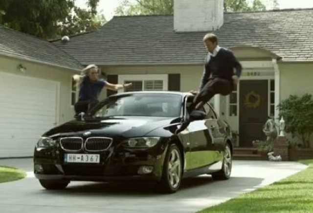 VIDEO: Super-reclama BMW