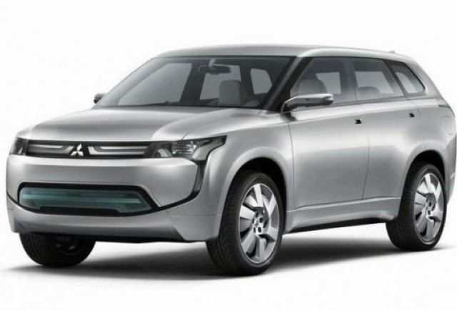 Avanpremiere Tokyo: Mitsubishi  PX-MiEV si i-MiEV CARGO