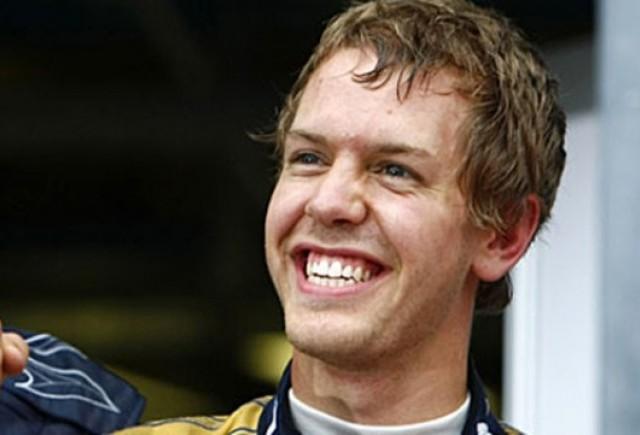 Sebastian Vettel, castigator in Japonia!