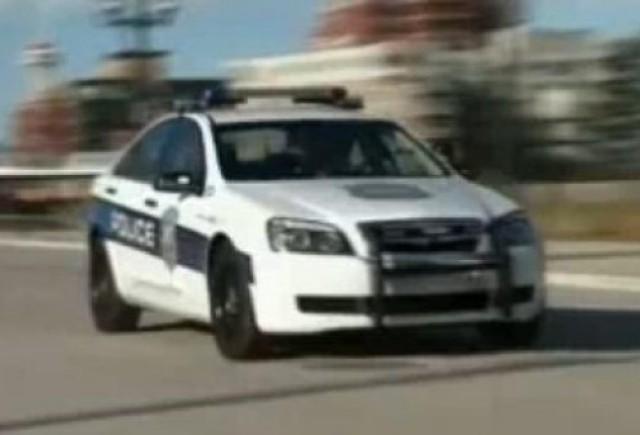 VIDEO: Noua masina de politie a Americii