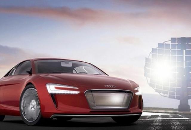 Audi e-Tron, pe strazi,  in maxim 3 ani