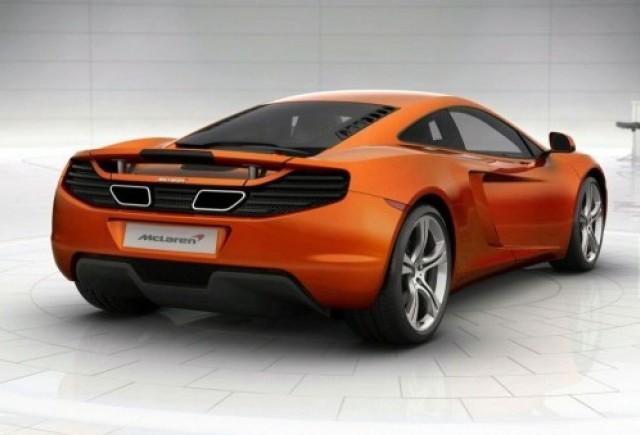 VIDEO: Primele imagini cu McLaren MP4-12C