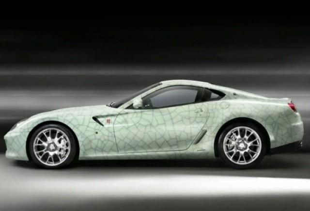 VIDEO: Ferrari 599, unicat pentru China