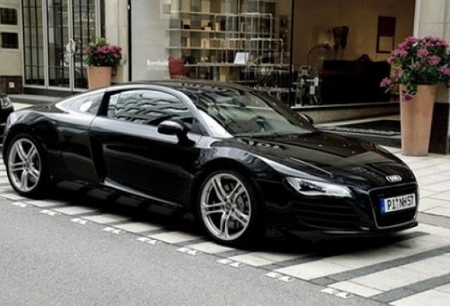 VIDEO: Audi R8 cu 550 CP