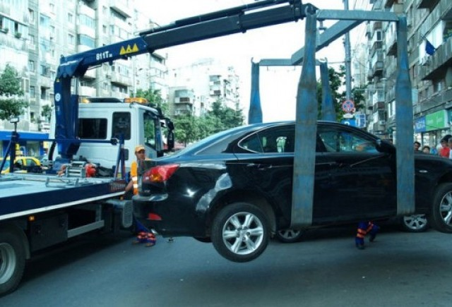 Lege rutiera: confiscarea masinii pentru depasirea cu 50 km/h a vitezei legale
